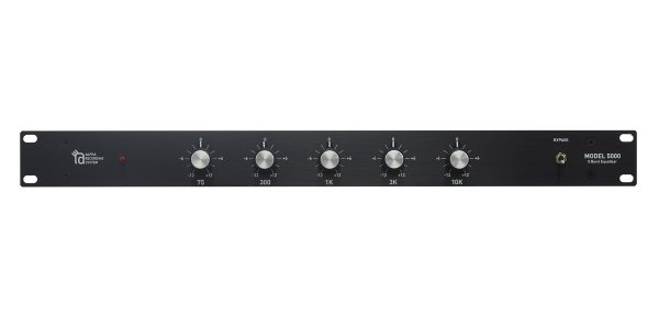画像2: discontinued  MODEL 5000 5 BAND EQUALIZER