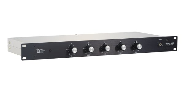 画像1: discontinued  MODEL 5000 5 BAND EQUALIZER