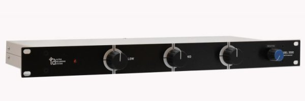 画像1: discontinued  MODEL3500 3 BAND CROSSOVER ブース機能付きモデル