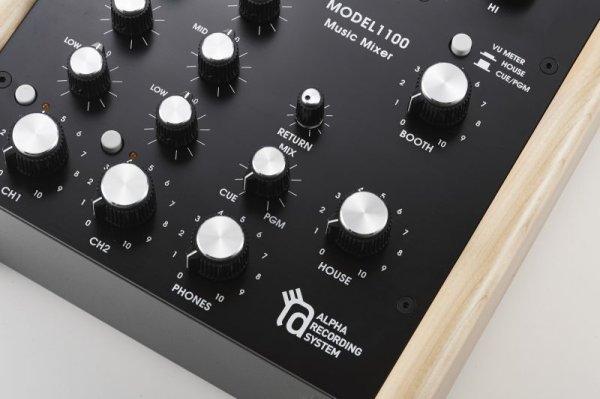 画像5: MODEL1100Wood Music Mixer  limited edition