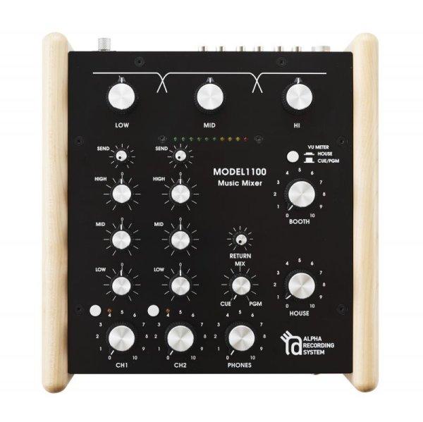 画像1: MODEL1100Wood Music Mixer  limited edition